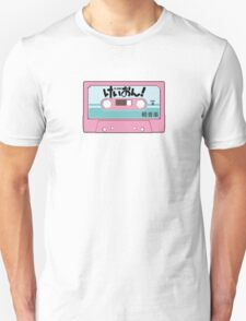 K-On! Cassette Design Unisex T-Shirt