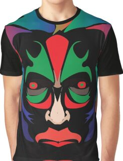 Tribal Art Abstract Graphic T-Shirt