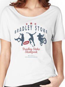 Bradley Stoke Skatepark Women's Relaxed Fit T-Shirt