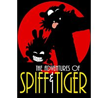 Spiff and Tiger Photographic Print