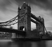 The Iconic Tower Bridge by Ursula Rodgers Photography