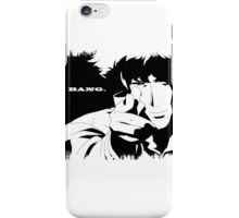 spike bang iPhone Case/Skin