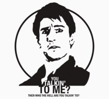 Taxi Driver - Travis Bickle - You talkin' to me? T-Shirt