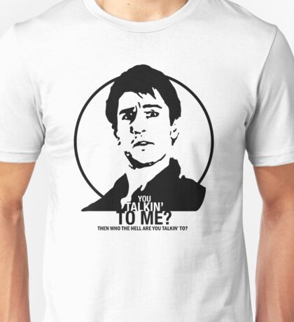 Taxi Driver - Travis Bickle - You talkin' to me? Unisex T-Shirt