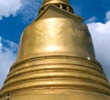Golden Mount in Bangkok Sticker