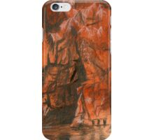 Emma Gorge at El Questro iPhone Case/Skin