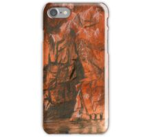 Emma Gorge at El Questro iPhone Case/Skin