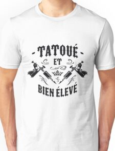 tatoo Unisex T-Shirt