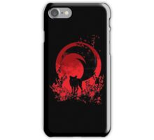 Red Tail iPhone Case/Skin
