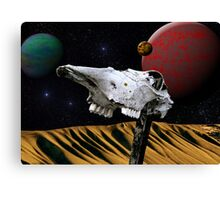 Other World Fantasy Canvas Print