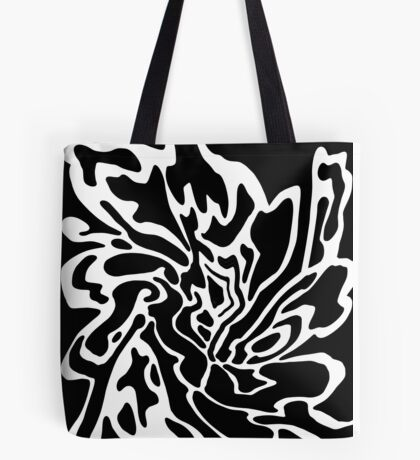 Black and white decor Tote Bag