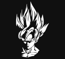 Son Goku Super Saiyan by angieguzman