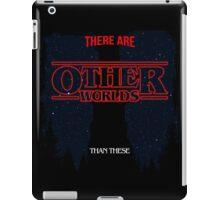 Stranger Worlds iPad Case/Skin