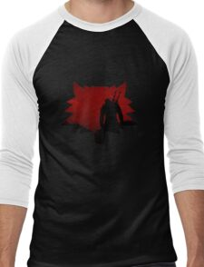 The Witcher Red Wolf Men's Baseball ¾ T-Shirt