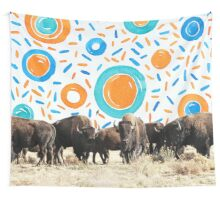 Wild Perspective Wall Tapestry