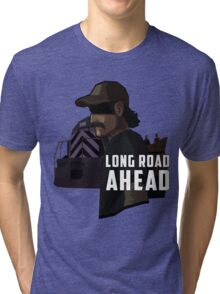 Long Road Ahead Tri-blend T-Shirt