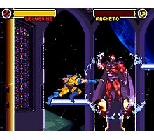 X-Men: Mutant Apocalypse - Wolverine vs. Magneto Photographic Print