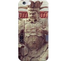 Four Warriors iPhone Case/Skin