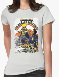 The Harder They Come Womens Fitted T-Shirt