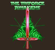 The Triforce Awakens Unisex T-Shirt