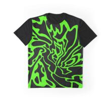Green and black decor Graphic T-Shirt