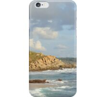 The Beach at Moses Rock iPhone Case/Skin
