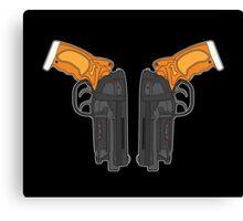 PK5 Blasters Canvas Print