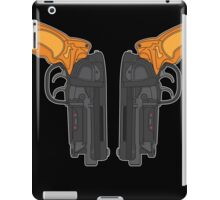 PK5 Blasters iPad Case/Skin