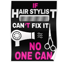 Hair Stylist Can Fix It Poster