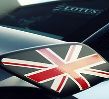 Lotus, made in the UK by Tom Gregory