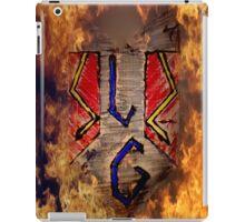 The Lazy Gamer Shield/Banner iPad Case/Skin