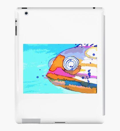 Water Lungs iPad Case/Skin