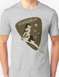 Let The Good Times Rock & Roll! Unisex T-Shirt