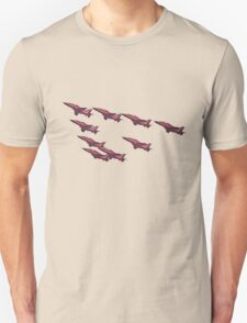 Red Arrows -Tees and New Products Unisex T-Shirt