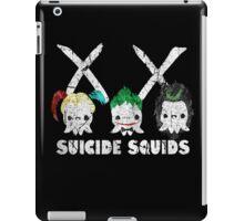 Suicide Squids iPad Case/Skin