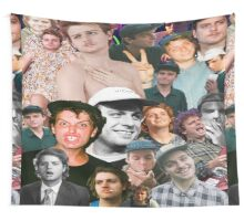 Mac DeMarco Collage Wall Tapestry
