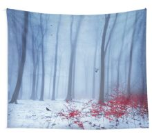Cold Forest Wall Tapestry