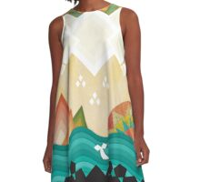 Byron Bay A-Line Dress