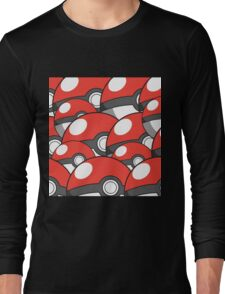 pokemon ball Long Sleeve T-Shirt