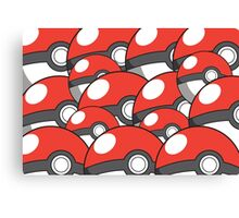 pokemon ball Canvas Print