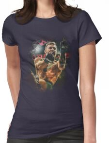 Conor McGregor - Fingers Womens Fitted T-Shirt