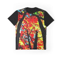 Flame Trees Graphic T-Shirt