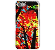 Flame Trees iPhone Case/Skin