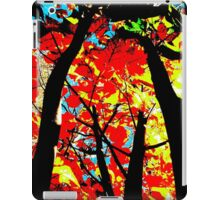 Flame Trees iPad Case/Skin