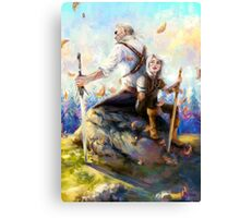 Happy Autumn Canvas Print