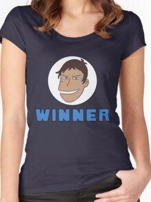 Lance Winner lol Women's Fitted Scoop T-Shirt