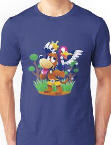 ~ Banjo-Kazooie & Duck Hunt ~ Unisex T-Shirt