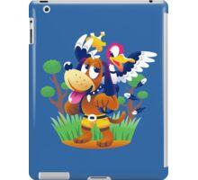 ~ Banjo-Kazooie & Duck Hunt ~ iPad Case/Skin