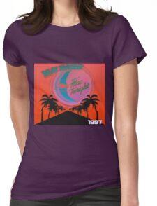 Mac        Tonight 87' Womens Fitted T-Shirt