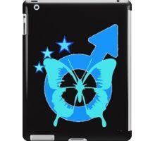Transgender Pride Butterfly- Masculine.  iPad Case/Skin